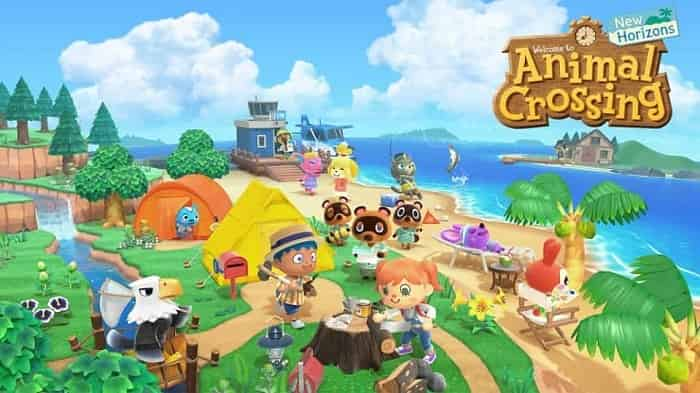 بازی Animal Crossing: New Horizons