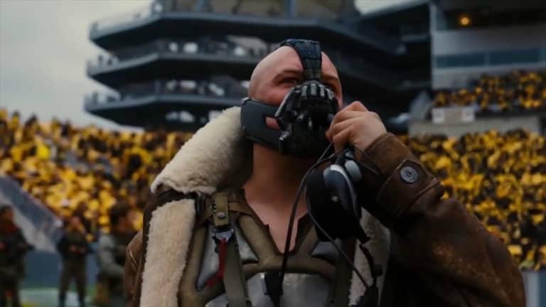 فیلم The Dark Knight Rises