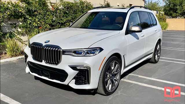 بی ام دبلیو BMW X7 M50i