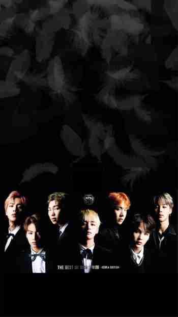 عکس اعضای گروه بی تی اس BTS برای پروفایل