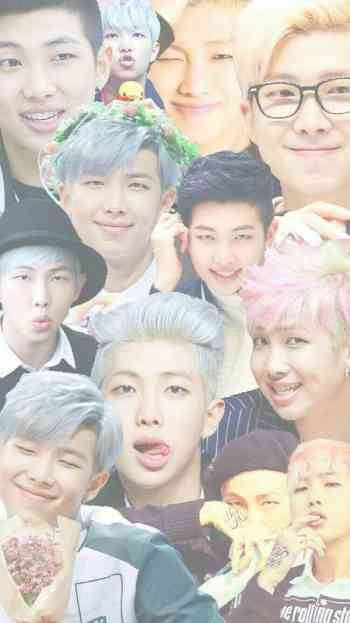 عکس RM گروه BTS
