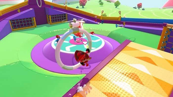 راهنمای مینی گیم Hoopsie Daisy در بازی فال گایز