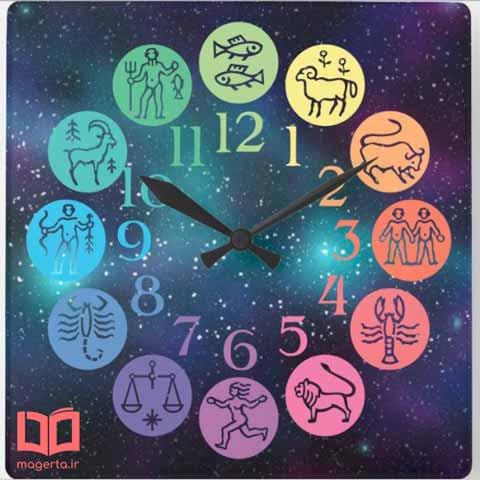 حکمت جفت شدن ساعت