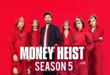 �صل پنجم و پایانی سریال Money Heist
