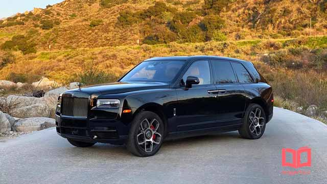 رولزرویس کولینان Rolls Royce