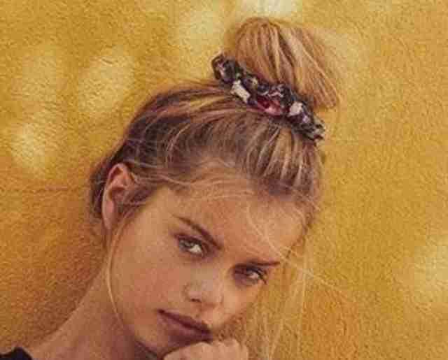 مدل مو گوجه ای دخترانه