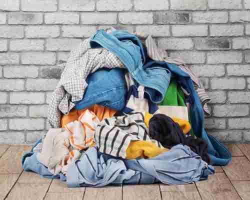 پاک کردن ویروس کرونا از لباس