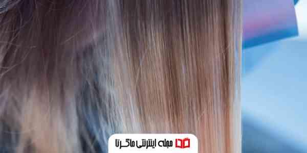 چگونه رنگ موی روی سر را با ماست پاک کنیم تا روشن تر شود