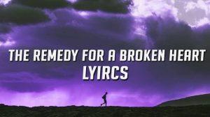 متن و ترجمه آهنگ The Remedy For A Broken Heart از XXXTENTACION