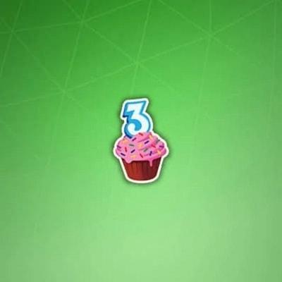 جوایز چالش 3rd Birthday بازی Fortnite