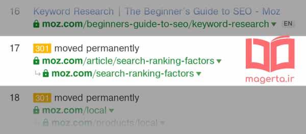 لیک گوگل به ماز
