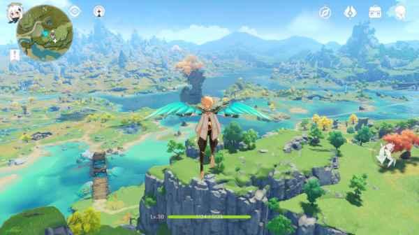 بازی RPG گنشین ایمپکت