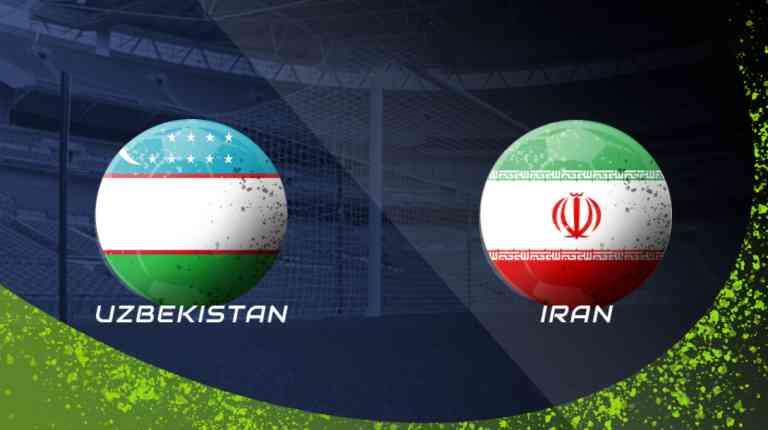 تصویر نتیجه بازی دوستانه تیم ملی ایران ازبکستان امروز + تاریخچه دیدارها