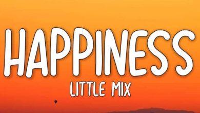تصویر متن و ترجمه آهنگ Happiness از Little Mix