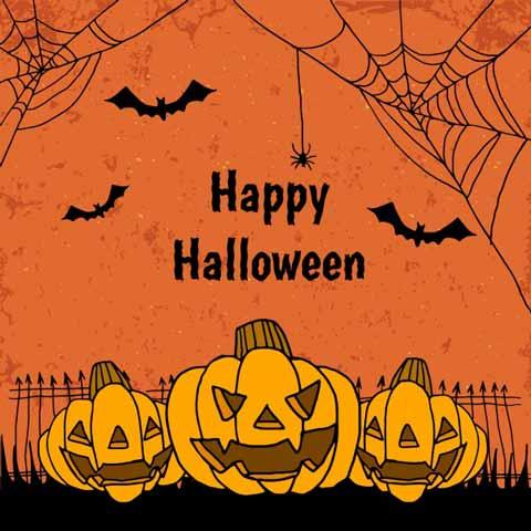 عکس هالووین پسرانه