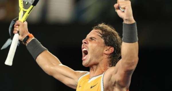 قهرمانی رافائل نادال در فینال تنیس آزاد فرانسه ۲۰۲۰