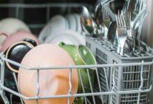 اشتباهات خرابی ماشین ظرفشویی